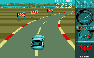 Screenshot of Turbo Cup