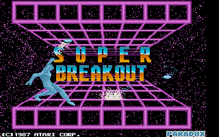 Thumbnail of other screenshot of Super Breakout