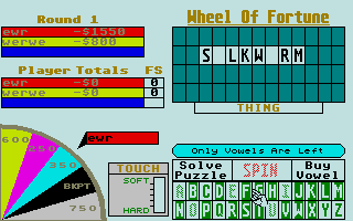 Thumbnail of other screenshot of Wheel Of Fortune 2