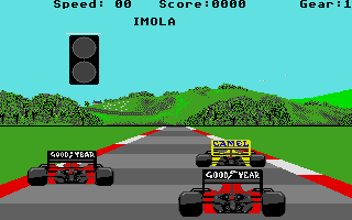 Thumbnail of other screenshot of Formula 1 Grand Prix