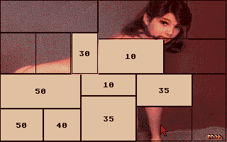 Thumbnail of other screenshot of Centerfold Squares