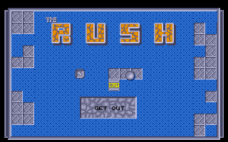 Large screenshot of Rush