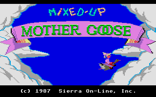 Thumbnail of other screenshot of Mixed-Up Mother Goose