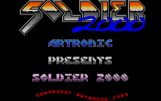 Thumbnail of other screenshot of Soldier 2000