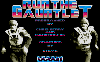 Screenshot of Run the Gauntlet