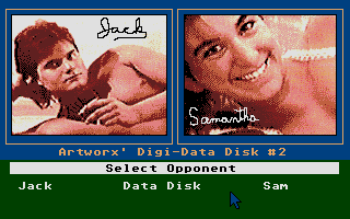 Thumbnail of other screenshot of Strip Poker II - Data Disk 2