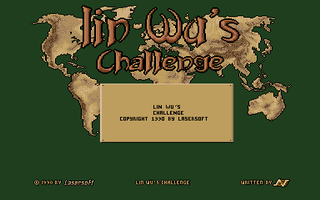 Thumbnail of other screenshot of Lin Wus Challenge