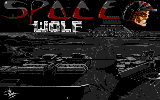 Thumbnail of other screenshot of Space Wolf