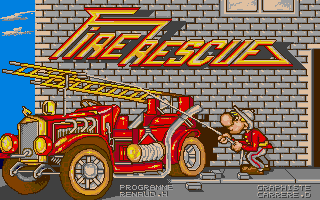 Screenshot of Fire Rescue