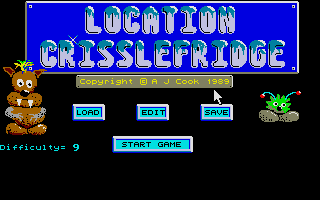 Large screenshot of Location Crisslefridge