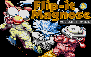 Thumbnail of other screenshot of Flip-it & Magnose