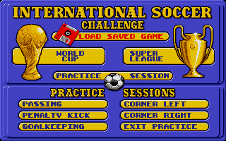 Thumbnail of other screenshot of International Soccer Challenge