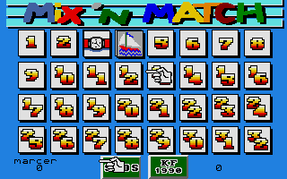 Thumbnail of other screenshot of Mix' n Match