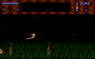 Screenshot of Insects in Space