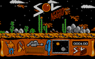 Thumbnail of other screenshot of Sol  Negro