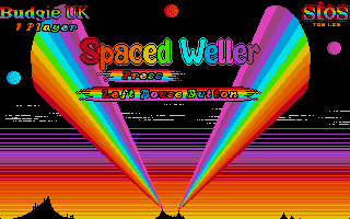 Large screenshot of Spaced Weller