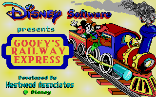 Thumbnail of other screenshot of Goofys Railway Express