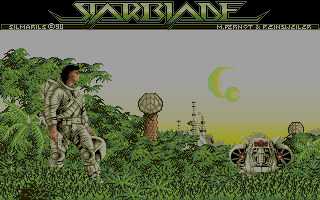 Thumbnail of other screenshot of Starblade