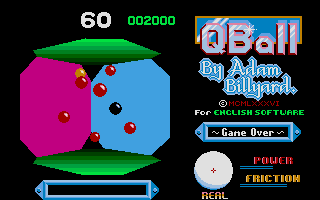 Screenshot of Q Ball