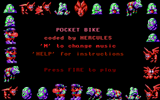 Thumbnail of other screenshot of Pocket Bike