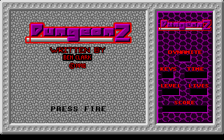Thumbnail of other screenshot of Dungeonz