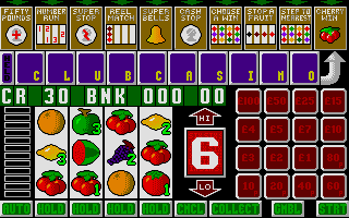 Thumbnail of other screenshot of Fruit Machine