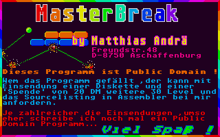 Thumbnail of other screenshot of Masterbreak
