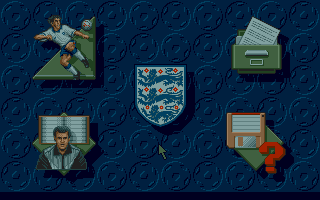 Thumbnail of other screenshot of Graham Taylor Soccer Challenge - England Edition