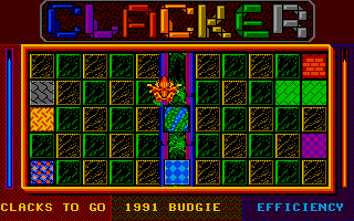 Screenshot of Clacker
