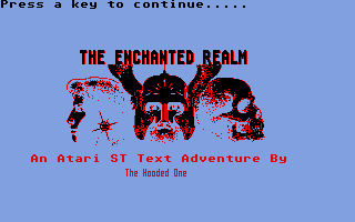 Thumbnail of other screenshot of Enchanted Realm, The