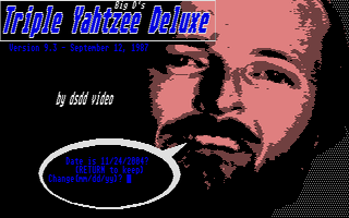 Thumbnail of other screenshot of Triple Yahtzee Deluxe
