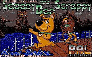Thumbnail of other screenshot of Scooby-Doo And Scrappy-Doo