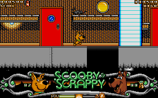 Screenshot of Scooby-Doo And Scrappy-Doo