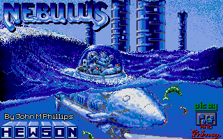 Thumbnail of other screenshot of Nebulus