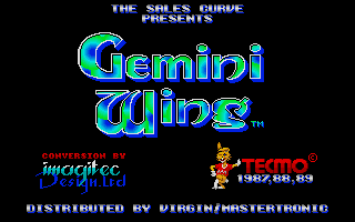 Thumbnail of other screenshot of Gemini Wing