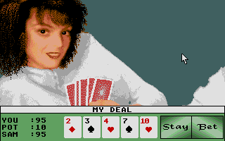 Thumbnail of other screenshot of Strip Poker II+