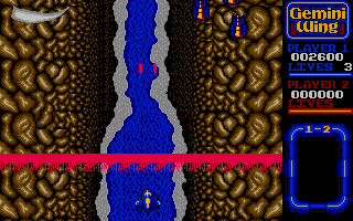 Screenshot of Gemini Wing