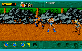 Thumbnail of other screenshot of Golden Axe