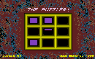 Screenshot of Puzzler, The
