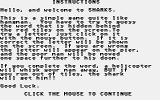 Thumbnail of other screenshot of Sharks