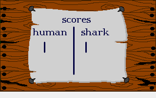 Large screenshot of Sharks