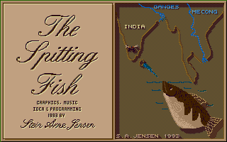 Thumbnail of other screenshot of Spitting Fish, The