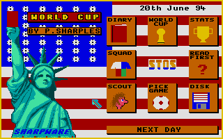 Large screenshot of World Cup - Finals
