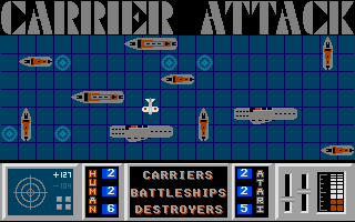 Thumbnail of other screenshot of Carrier Attack