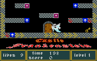 Screenshot of Castle Frankenstein