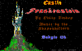 Thumbnail of other screenshot of Castle Frankenstein