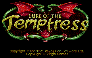 Large screenshot of Lure of the Temptress