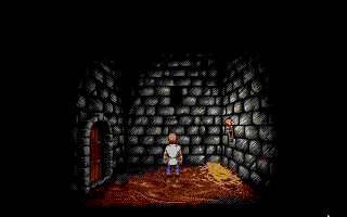 Screenshot of Lure of the Temptress