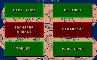 Large screenshot of Football Magic