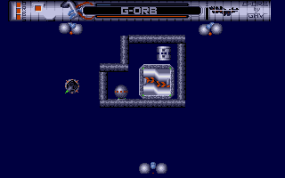 Large screenshot of G-Orb